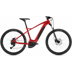 "Ghost Hybride HTX 2.7+ 27.5+"", riot red/jet black"
